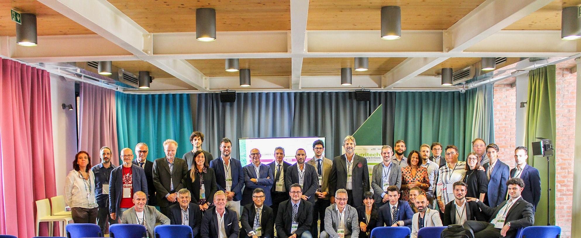 #ReAgritech2019, la startup competition del settore agricolo premia 7 soluzioni d'eccellenza